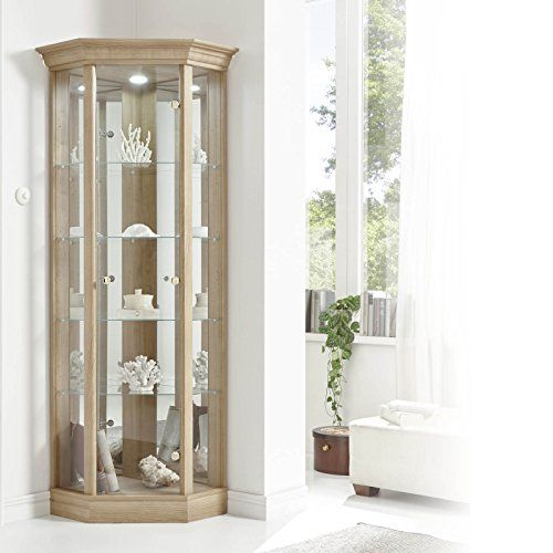 Home Corner Cabinet With Pelmet Gl