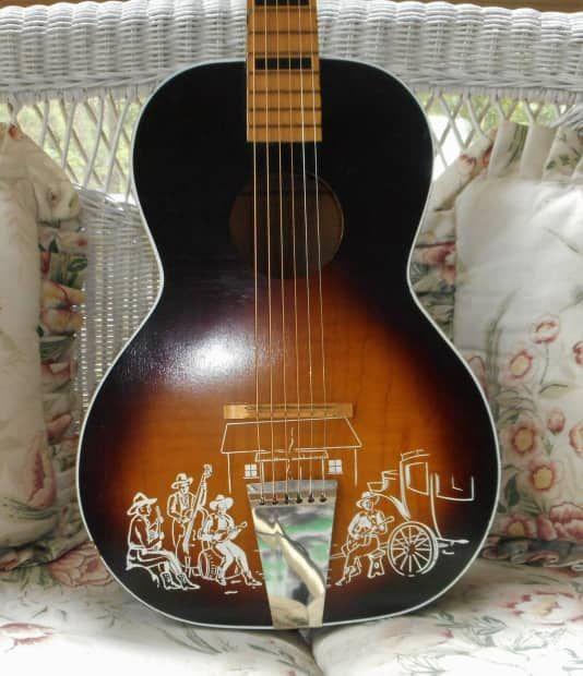 Kay Guitar Wiring Schematics