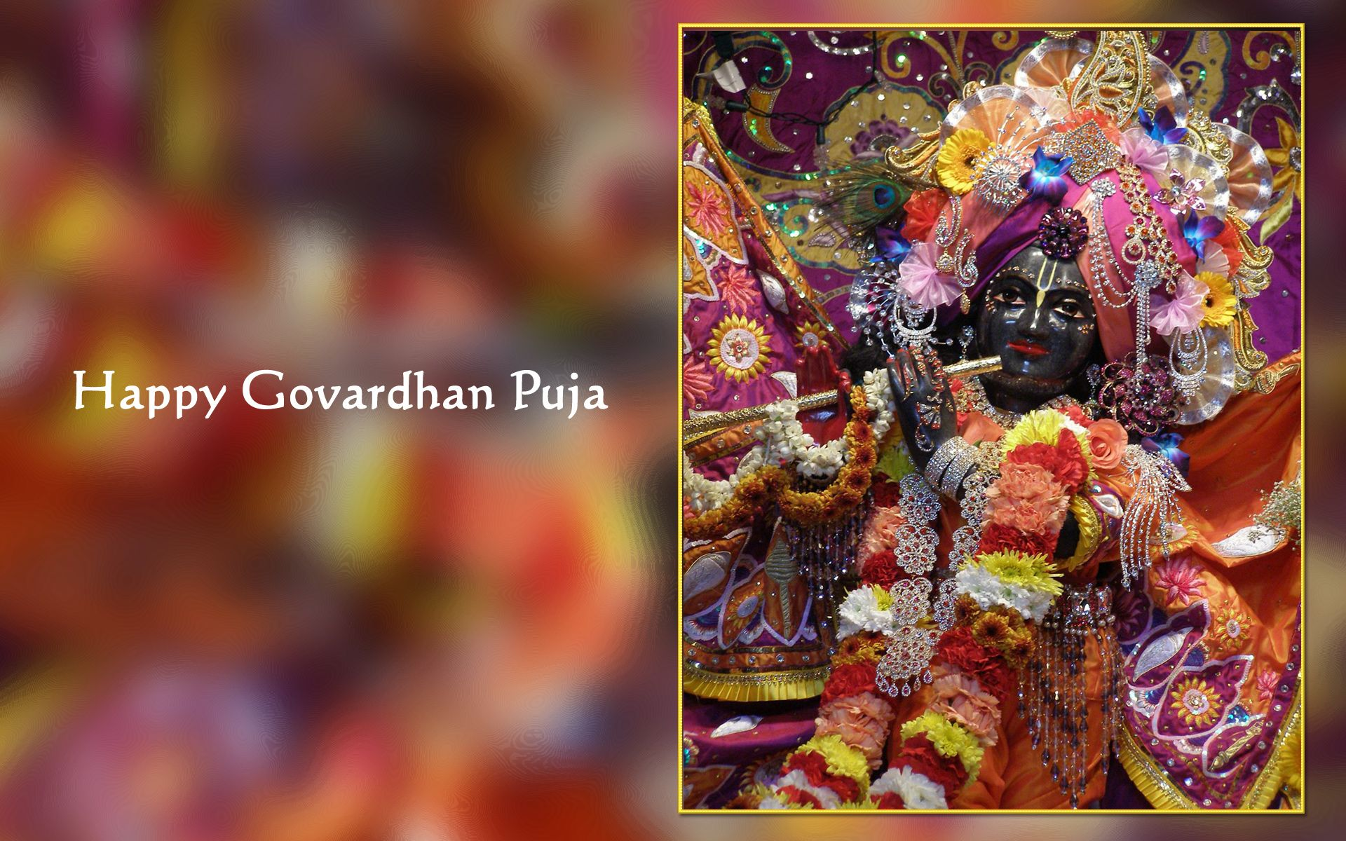 govardhan puja wishes in hindi