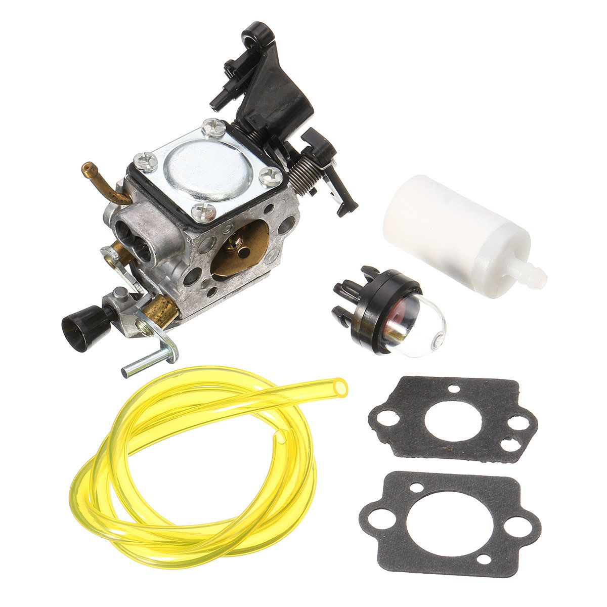 Us 15 85 Carburetor Carb For Husqvarna 445 450 Chain Saw