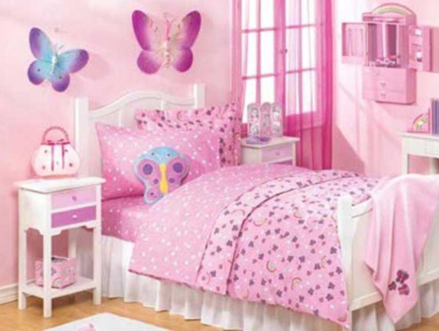 27+ Beautiful Girls Bedroom Ideas for Small Rooms (Teenage Bedroom