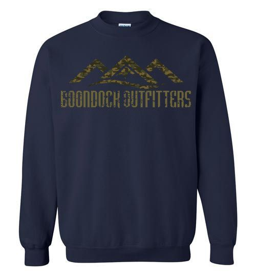 True Grit Sweat Shirt (Multiple Colors)