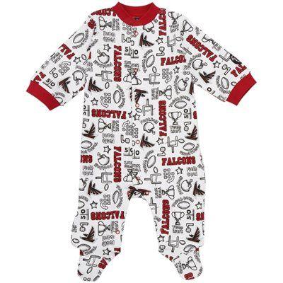 c3585180d Gerber Atlanta Falcons Newborn Solid Sleep  n Play Sleeper – Red ...