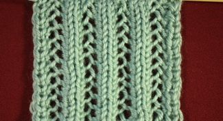Knitted Lace Front image
