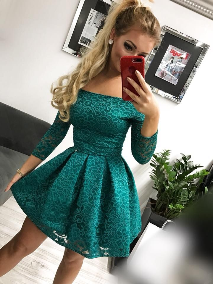 03cc00136ef3ed Sukienka bordowa koronkowa mini odkryte plecy – Artofit