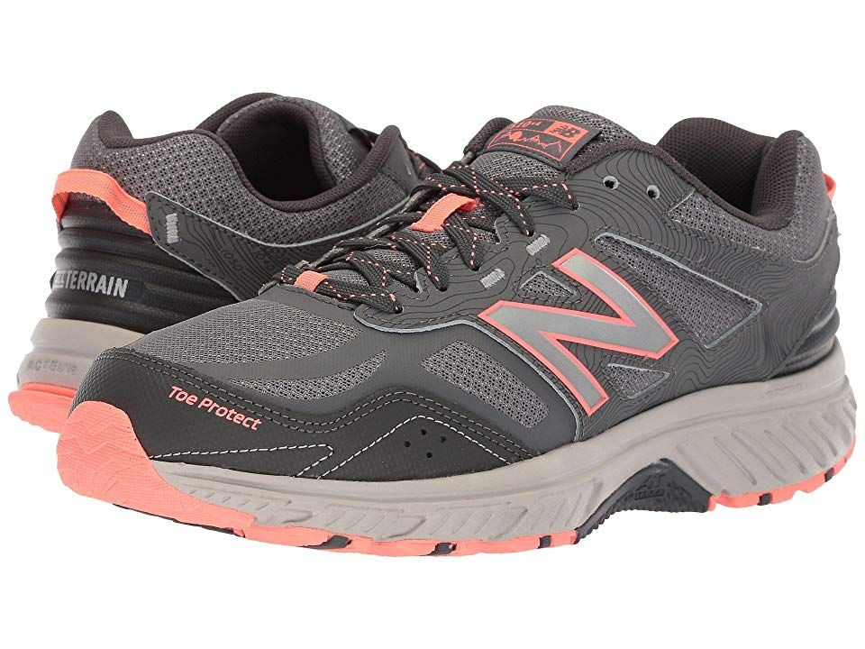 New Balance 510v4 Women's Running Shoes Steel/Lead