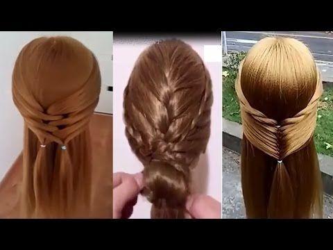 Peinados para niñas faciles rapidos y bonitos   Como Hacer Peinados