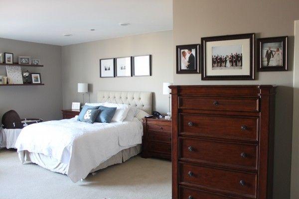 Behr Premium Plus Ultra Interior Paint In Perfect Taupe Indoor Inspiration Pinterest Taupe