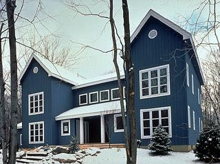 casa unifamiliar en Mount Pocono, Pennsylvania aldo rossi - Buscar con Google