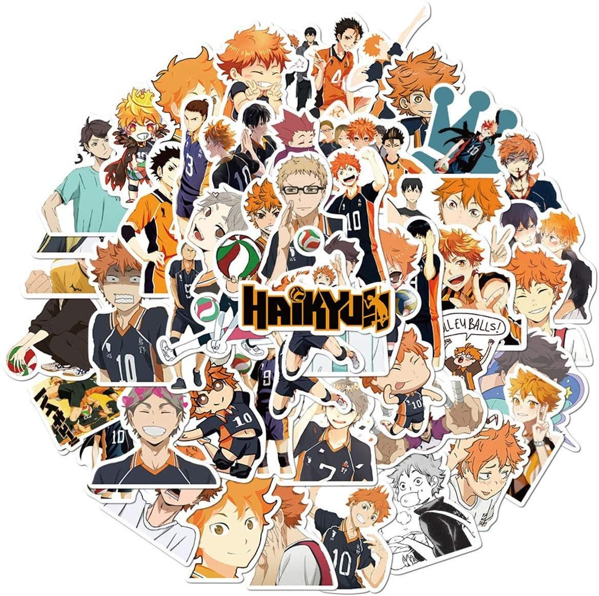 Among Us Stickers Big 100 Pcs Graffiti Anime Waterproof Trendy Adult Stickers,Popular Game Sticker Decals Water Bottle. Vinyl Waterproof Stickers for Laptop