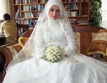 in muslim wedding modesty dresses plays a vital role now it is acceptable to wear - Acceptable Colors To Wear To A Wedding