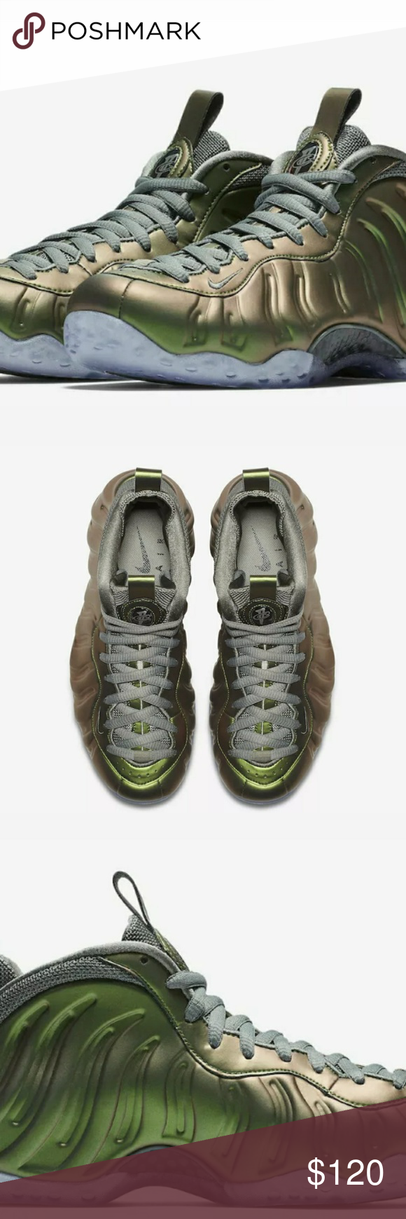 Nike Air Foamposite One Hollogram Uk 9 Us 10Bump