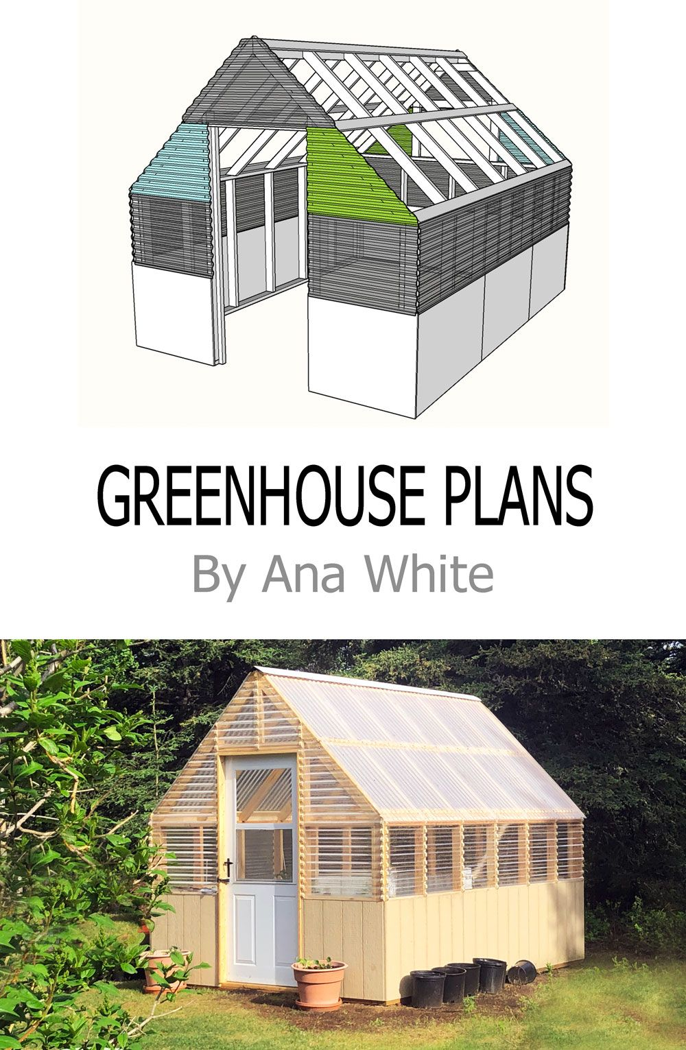 Small Gable Roof Greenhouse In 2020 Diy Greenhouse Plans Greenhouse Plans Greenhouse