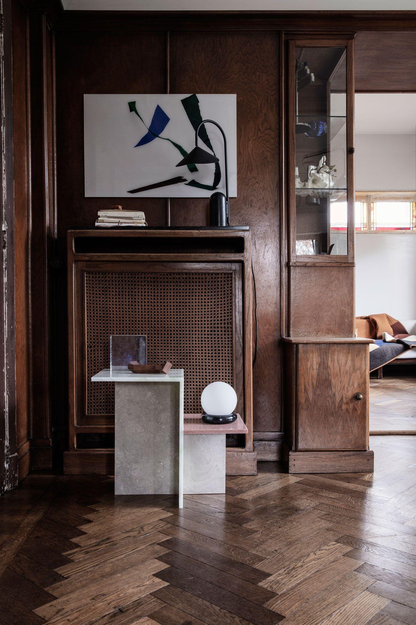 ferm LIVING SS19 Lookbook: Art-Deco Glamour Meets Scandinavian Elegance and Functionalism #artdecointerior