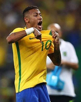 20 08 16 Brasil 1 X 1 Alemanha Neymar Neymarjr Selecaobrasileira Olimpiadas Olimpiadasrio2016 Jogo Em An Neymar Neymar Jr Brazil Football Team