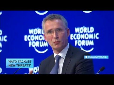 Nato Tackles New Threats: NATO must adapt to counter modern threats from Russia: Stoltenberg - YouTube