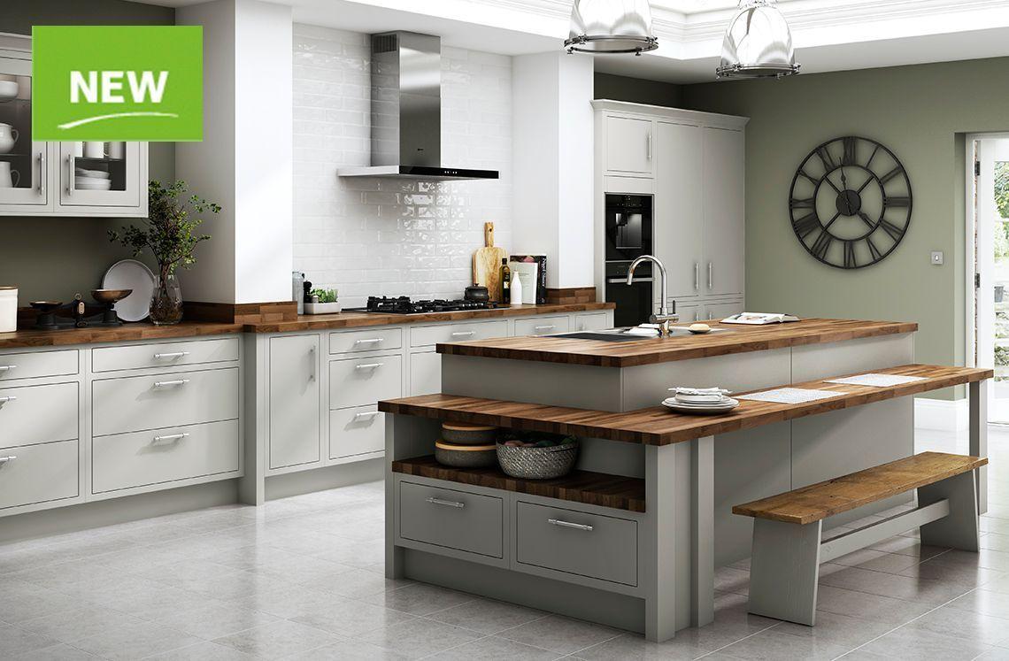 Related image Benchmarx kitchen, Open plan kitchen