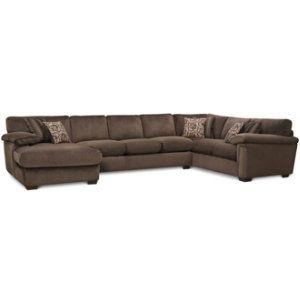 Miraculous Colby 3 Piece Sofa Sectional Sectionals Living Rooms Inzonedesignstudio Interior Chair Design Inzonedesignstudiocom