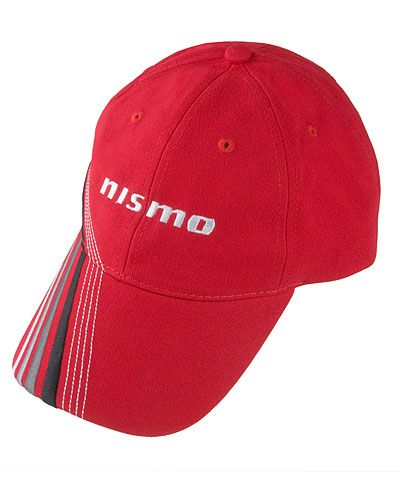 new arrival e06e5 dcad4 RED NISMO CAP   300ZX   Hats, Baseball hats, Red