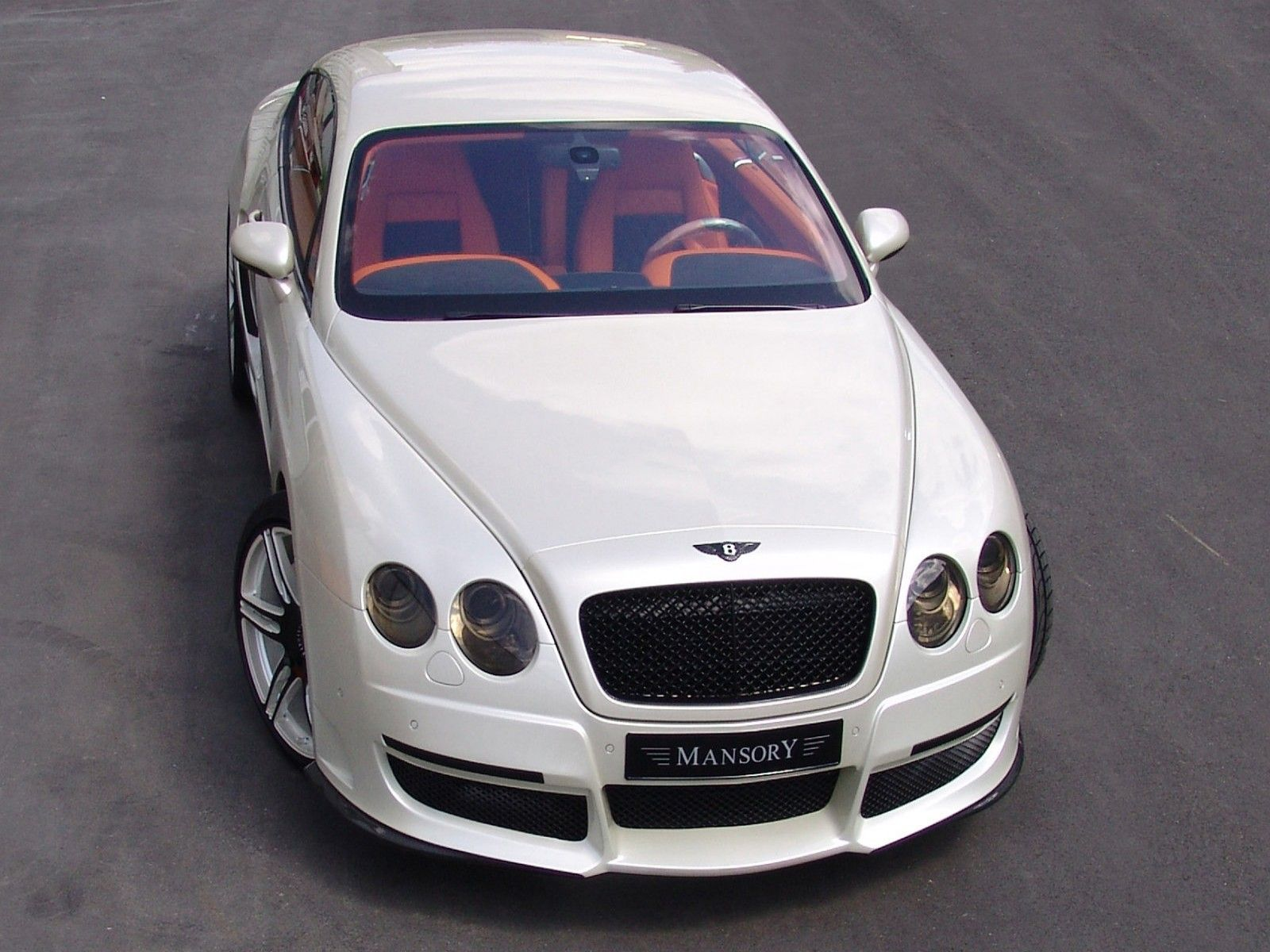 2007 Mansory Le Mansory Bentley Continental Gt Bentley
