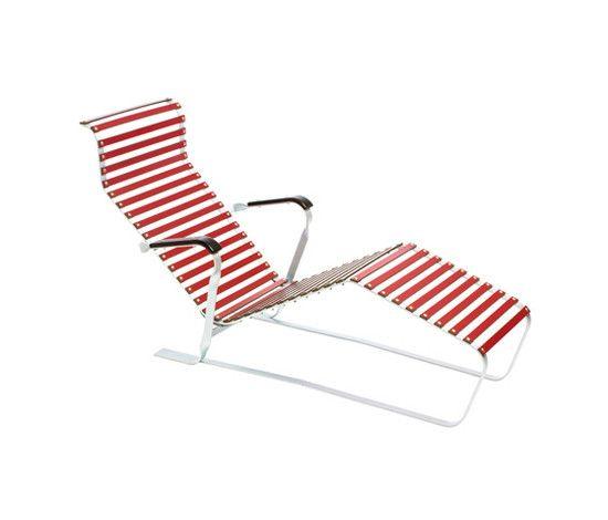 Breuer chaise longue mod¨le 1096 de Embru Werke AG