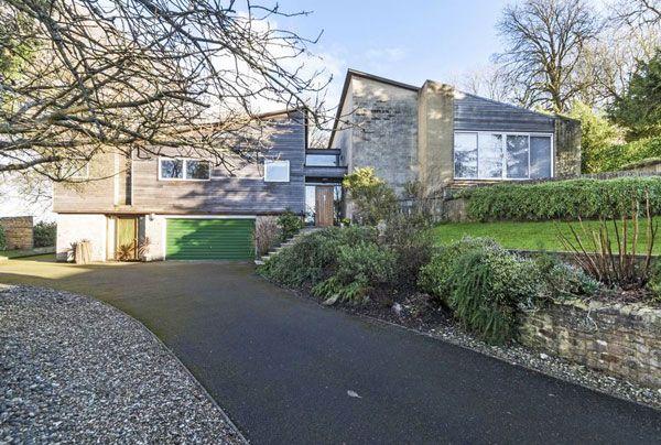1960s modernist property in Bath, Somerset | Pinterest | Bath ... on