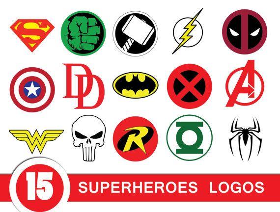 Superheroe logo clipart superman logo spiderman logo hulk logo 50 off sale superheroes logos superman hulk spiderman digital clipart voltagebd Images