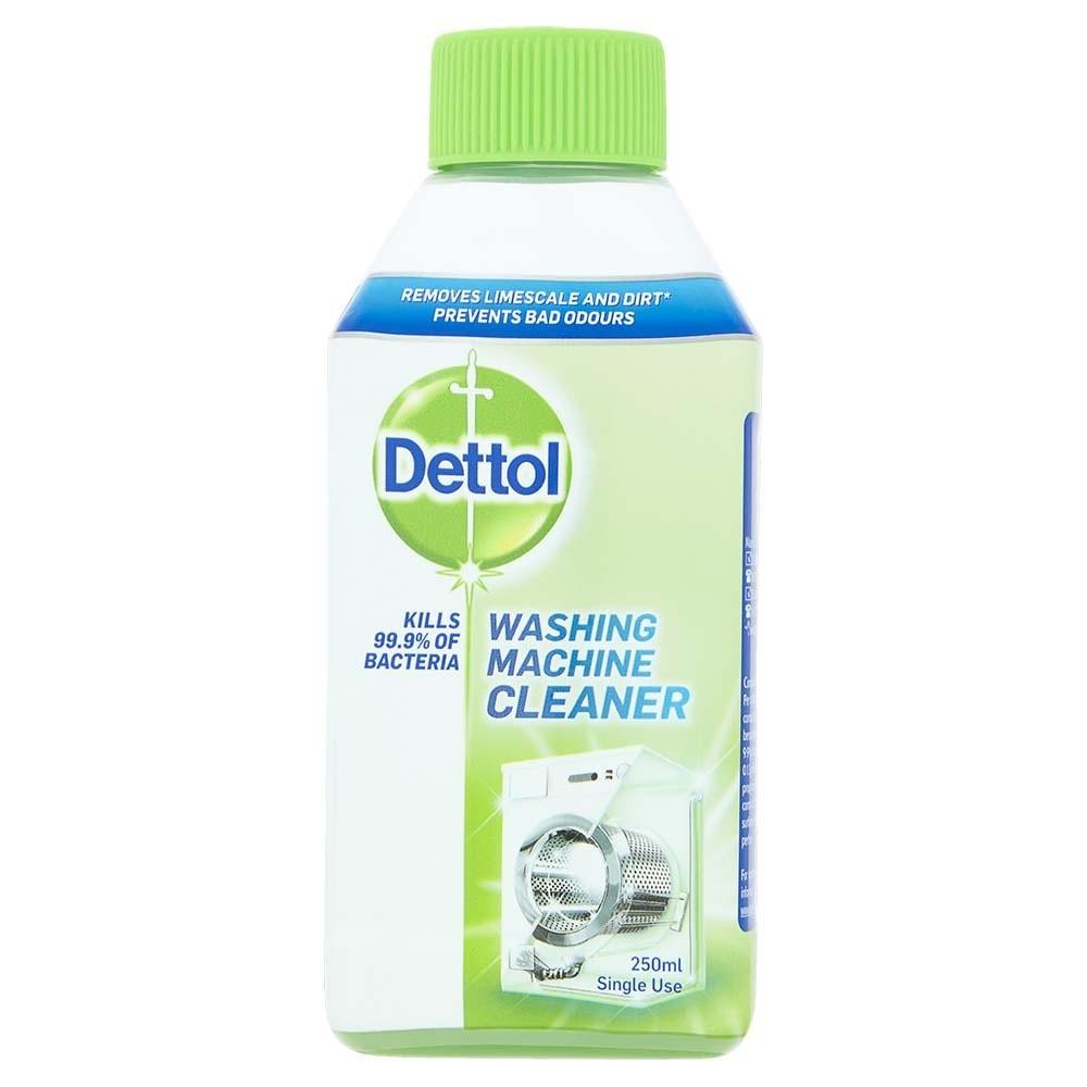 Buy Dettol Washing Machine Cleaner 250ml Washing Machine Cleaner Washing Machine Washing