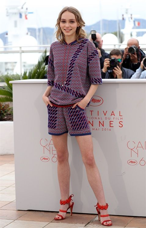 Lily-Rose Depp |.| Cannes 2016