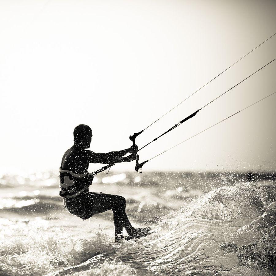 Wave cutter by Kirill Grekov, via 500px Extreme sports
