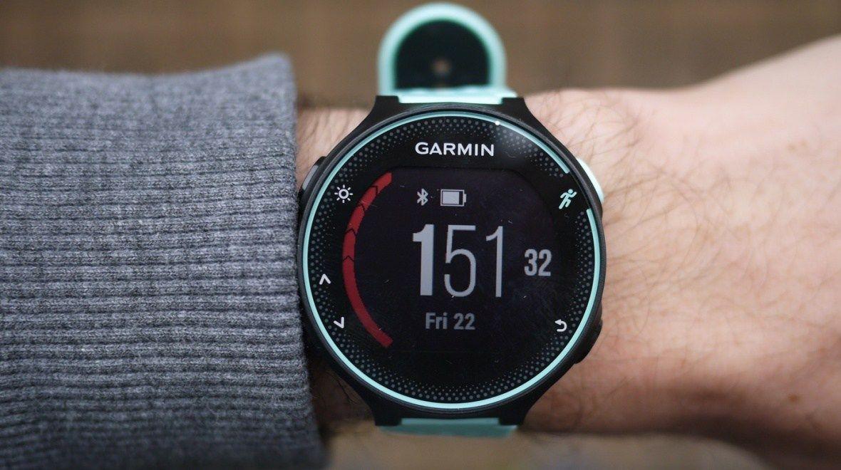 garmin forerunner 235 manual: gps running watch . smartwatch class