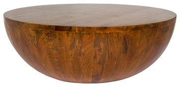 Half Circle Tail Table Solid