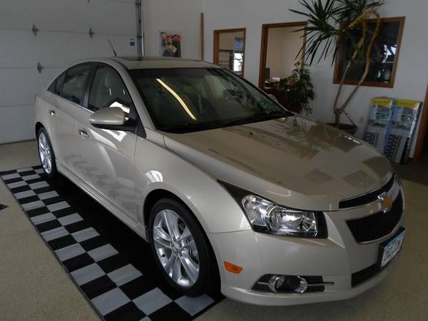 Used 2012 Chevrolet Cruze For Sale 20 499 At Colo Ia Cruze