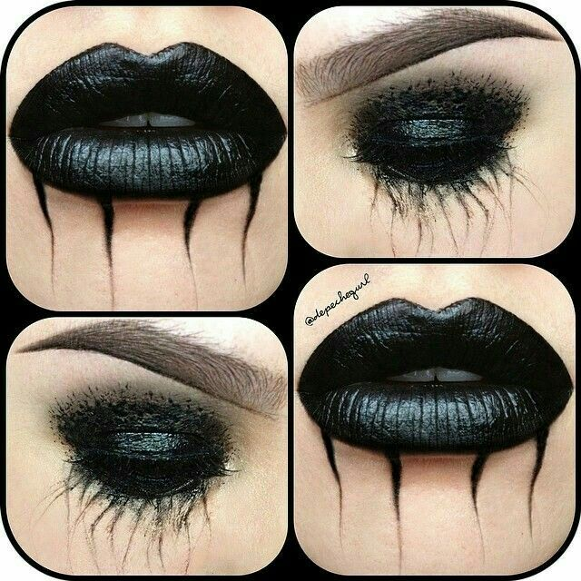 Pin By Gay Rose Johnson On Halloween Pinterest Lips And Eye