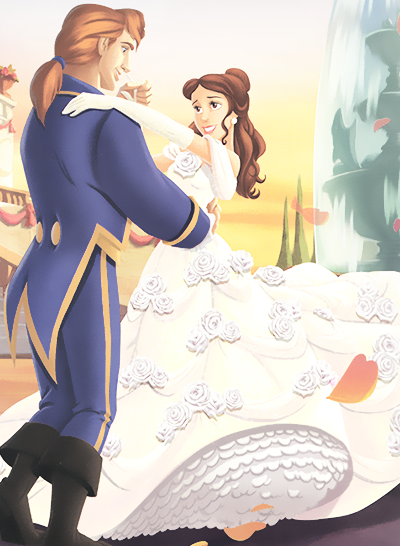 Adisneysoul Forever After The Disney Storybook Artists Belles Wedding I Saw This And