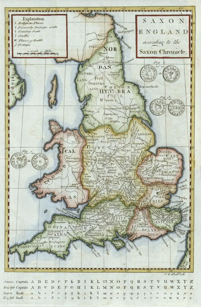 Saxon england maps pinterest britain scotland and ireland saxon england gumiabroncs