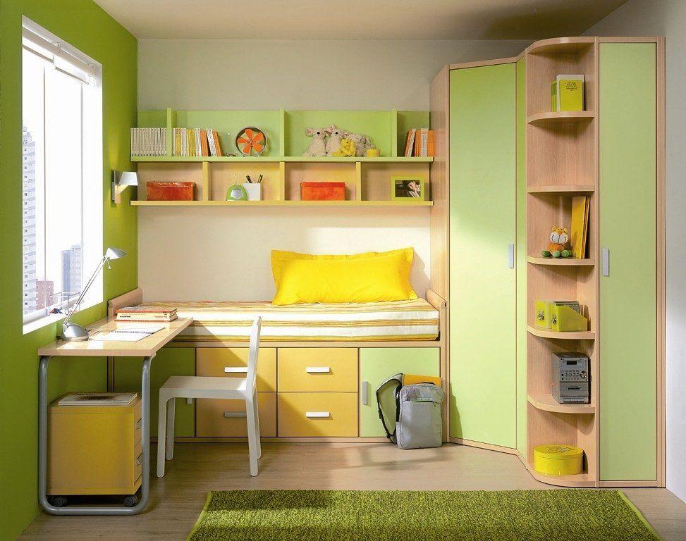 Ayuda habitacion de ni a de 6 a os casa en orden for Mueble esquinero para pc