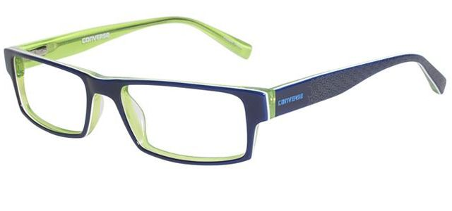 afc1e946a6 navy and green eyeglass frames