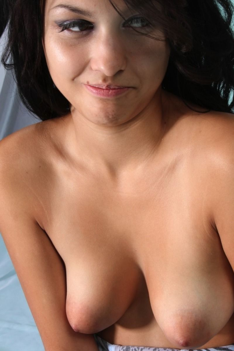 nude asain girl in white langera