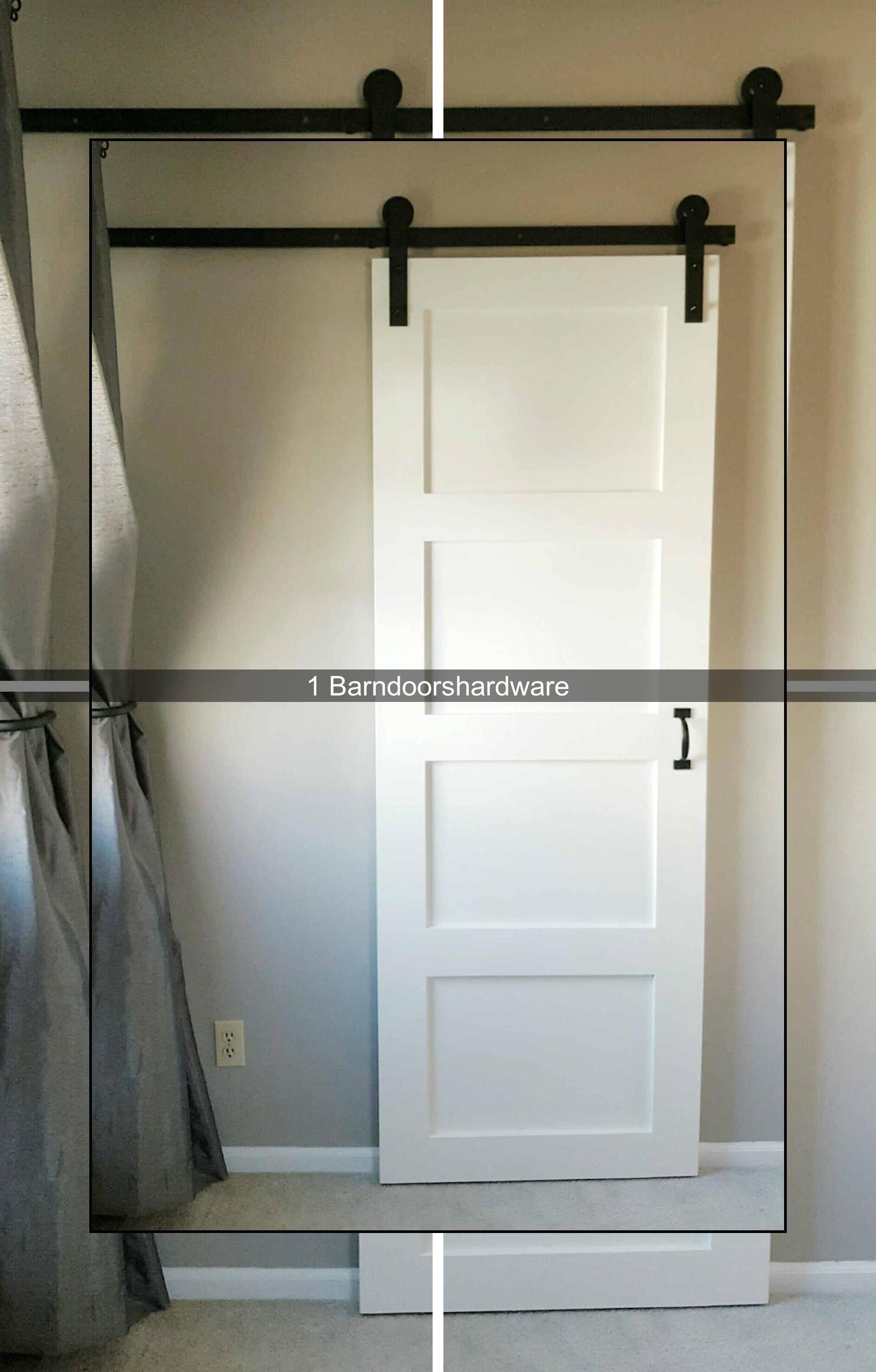 Modern Barn Doors Barn Sliding Door Hardware Heavy Duty Sliding Barn Doors For Inside House In 2020 Indoor