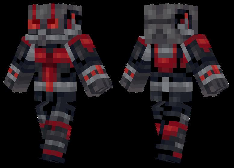 Ant Man Skins de minecraft