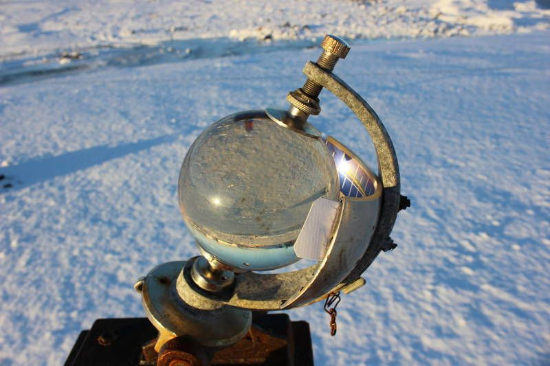 Why Modern Meteorologists Use a 19th-Century Crystal Ball | Atlas Obscura