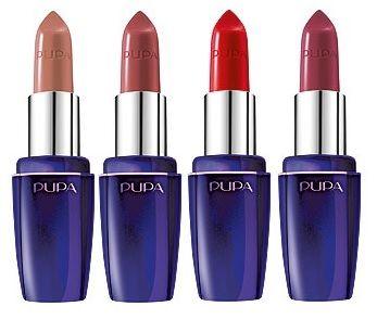 Pupa China Doll Lipsticks