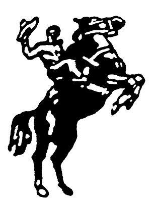 Old West Cowboy Clip Art