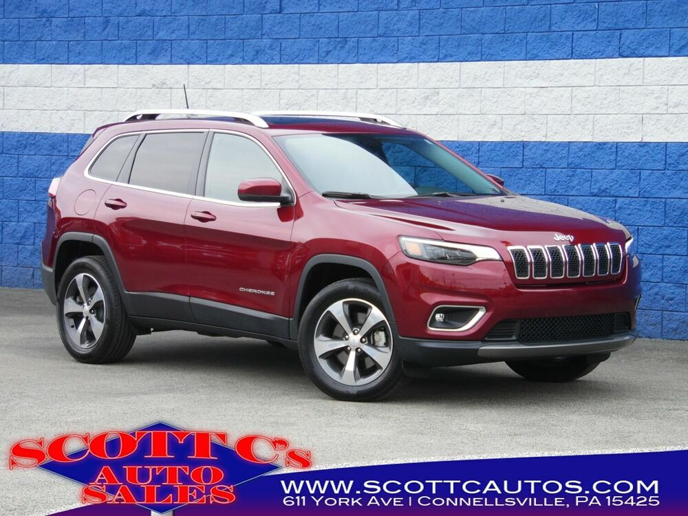 Ebay Advertisement 2019 Cherokee Limited 2019 Jeep Cherokee
