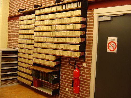 So-called Leidse boekjes... (Leyden booklets) by Rijksmuseum Research Library, via Flickr