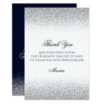 Thank You for Gift Card Wedding