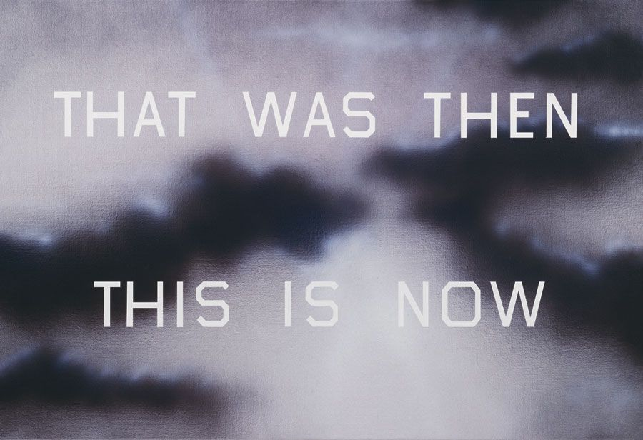 High School Admission Essay Samples Ed Ruscha That Was Then This Is Now  Lithograph   X  Inches   X  Cm Ed Of  Essay Examples High School also Essays On Science Ed Ruscha That Was Then This Is Now  Lithograph   X   Essay Papers Online