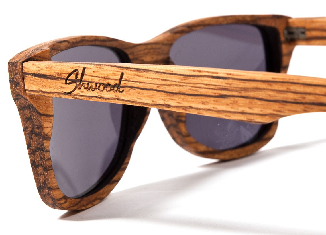 lunettes en bois shwood wooden