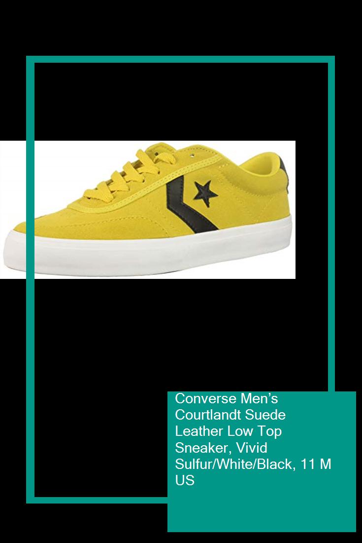 Converse Men's Courtlandt Suede Leather